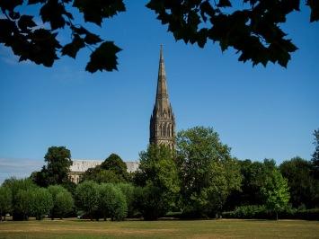 Salisbury Cathedral. Photo credit: Joe Curtis
