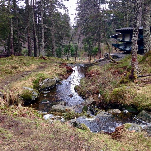 Waterfall, Bergen